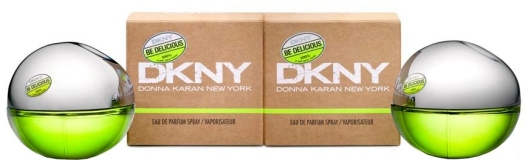 DKNY Be Delicious Duo Set EdP 2x30ml
