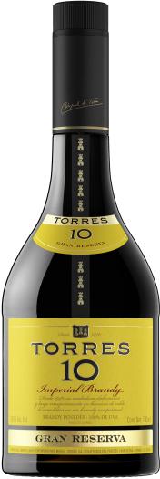 Brandy Torres 10 Gran Reserva 0,7L