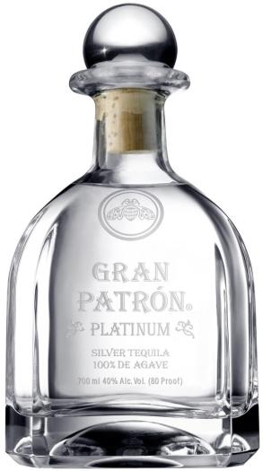Grand Patron Platinum Tequila 0.7L