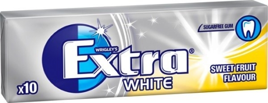 Wrigley's Extra White Fruit