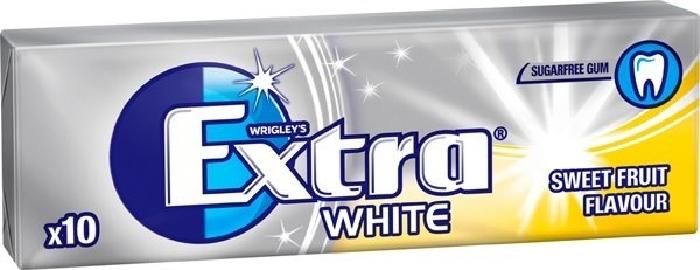Wrigley's Extra White Fruit