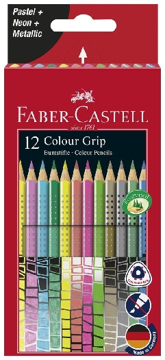Faber-Castell spielen&lernen Colour Grip pencil special colour set