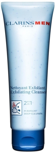 Clarins Clarins Men Exfoliating Cleanser 125ml