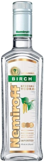Nemiroff Birch Vodka 0.7L