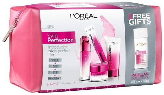 L'Oreal Skin Perfection Bag Set 250 500ml