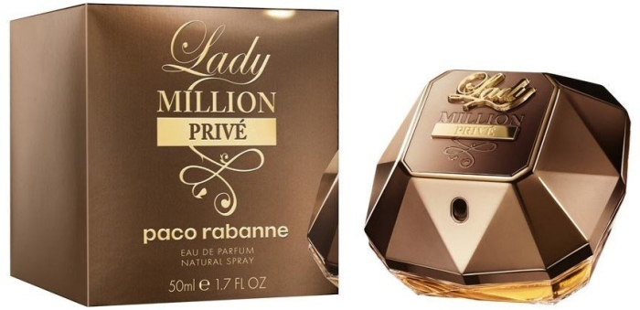 Paco Rabanne Lady Million Privé 50ml