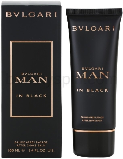Bvlgari Man in Black After Shave Balm 100ml