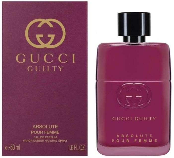 Gucci Guilty Absolute pour Femme 50ml