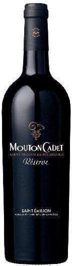 Mouton Cadet Mouton Cad.Res. сухе червоне 0.75 0.75L