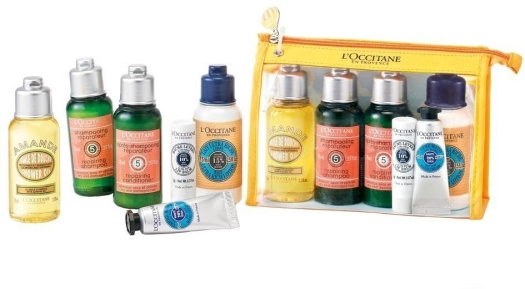 L'Occitane en Provence Best of Provence Set 75ml x 4; 10 ml; 2g
