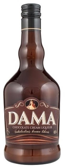 Liqueur Dama Chocolate 0.5l