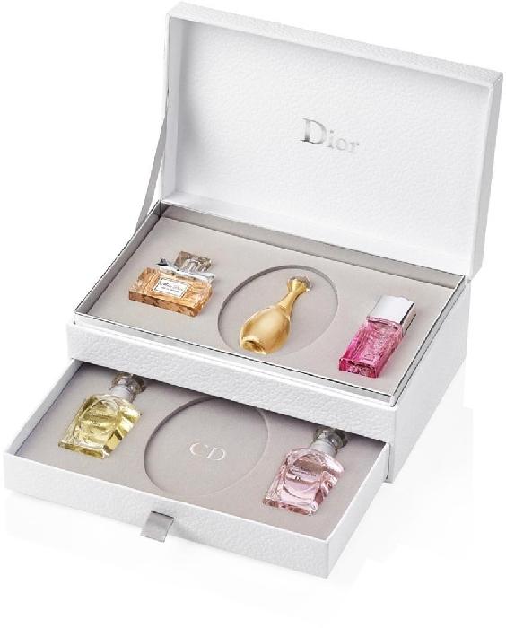 Dior Les Parfums de L'Avenue Montaigne EdP 5х7.5ml