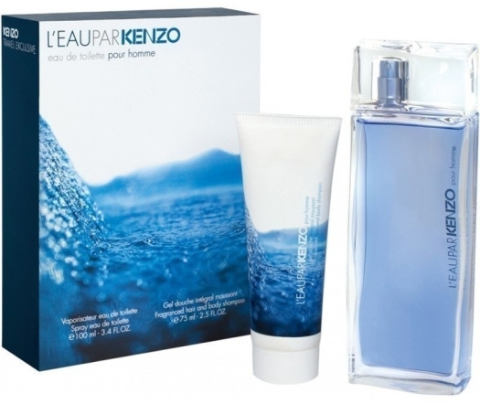 Kenzo L'eau Par Pour Homme Set EdT 100ml + 75ml