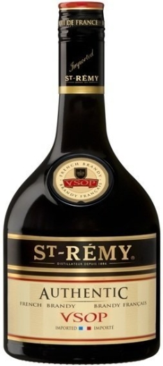 Saint-Remy Authentic VSOP Brandy 0.5L