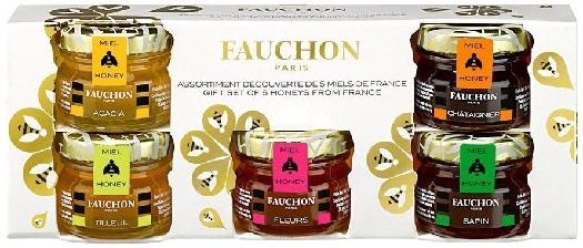 Fauchon Mini Honey Collection 5x28g