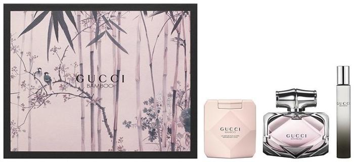 Gucci Bamboo Set EdP 75ml + 100ml + 7.4ml