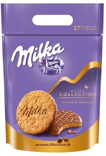 Milka Choco Grains Pouch 378g