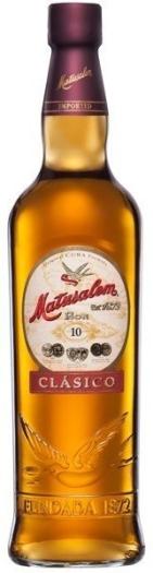 Matusalem Clasico 10 Year Old Rum 0.7L