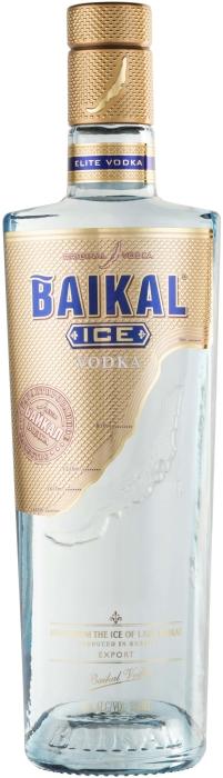 Baikal Vodka Baikal Ice Vodka 0.5L