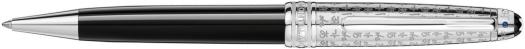Montblanc Ballpoint Pen Meisterstück Doue Platinum Classique 116081