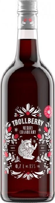 "Cepkeliu ""Trollberry Merry Cranbery"" Liqueur 15% 0,7L"
