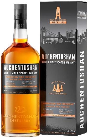 Auchentoshan Auchent AmerOak 1L