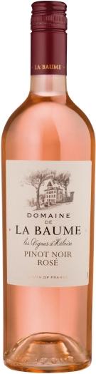 Domaine De La Baume Pinot Noir Rose Les Vignes D'heloise Pays D'Oc Igp 13%