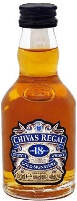 Chivas Regal 18Y 0.05L
