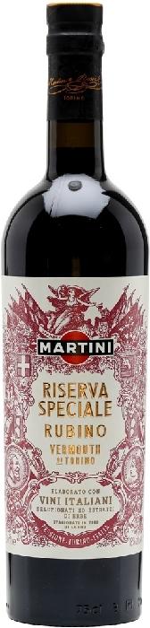 Martini Riserva Speciale Rubino 18% 0.75L