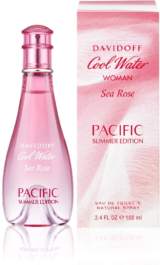Davidoff Parfums Cool Water Woman Sea Rose