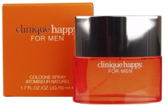 Clinique Happy for Men Eau de Cologne 50ml