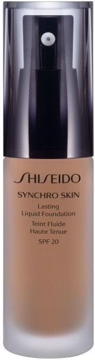 Shiseido Synchro Skin Lasting Liquid Foundation N4 Rose