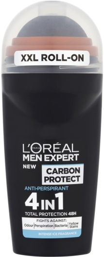 L'Oreal Men Expert Carbon Protect Anti-Perspirant Intense Ice Deo Roll-On 50 ml