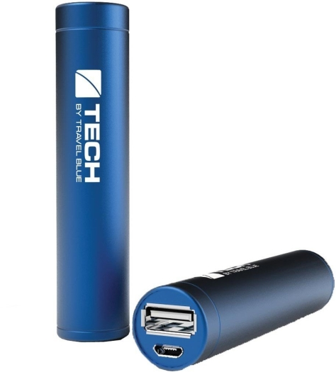 Travel Blue, Powerbank 2600
