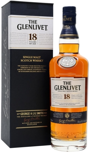 Glenlivet 18 Year Old 1L