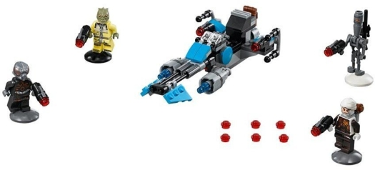 LEGO Star Wars 75167 Speeder Bike
