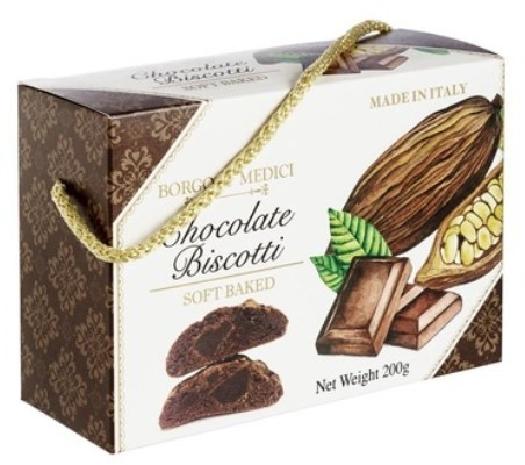 Borgo de Medici Soft Chocolate Biscotti 200g