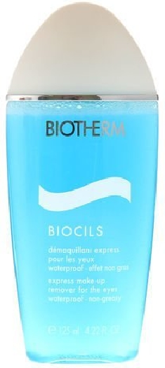 Biotherm Biocils Express Make-Up Remover Waterproof 125ml