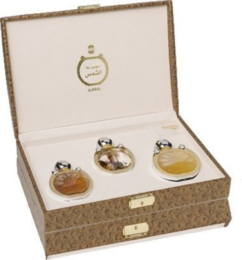 Ajmal Shams Set EdP 30ml + 50ml + 3ml