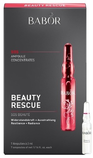 Babor Ampoule Concentrate Beauty Rescue, 7 Treatment 14ML 14ML