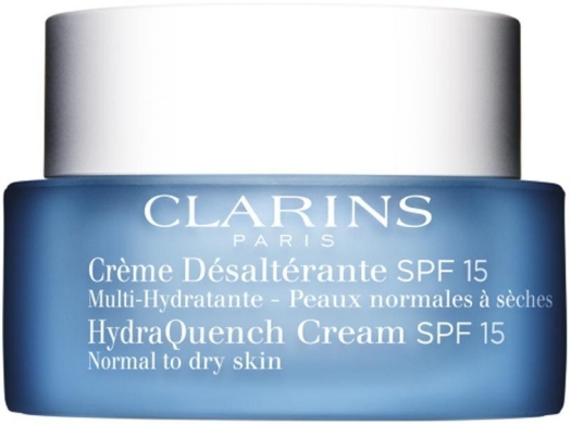 Clarins Hydrating Line HydraQuench Cream SPF 15 50ml