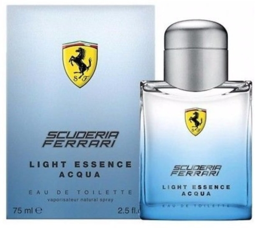 Ferrari Scuderia Light Essence Acqua EdT 75ml