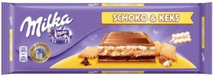 Milka Shoco Keks 300g