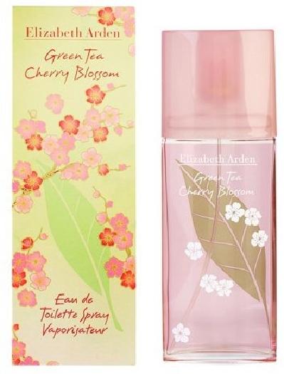 Elizabeth Arden Green Tea Sakura Blossom A0126421 Eau de Toilette 100ml
