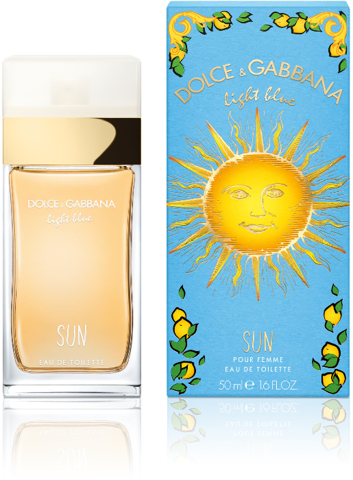 Dolce&Gabbana Light Blue Sun 50ml