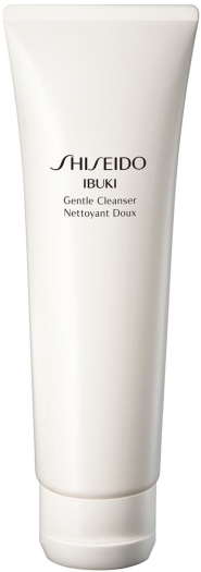 Shiseido IBUKI Gentle Cleanser 125ml