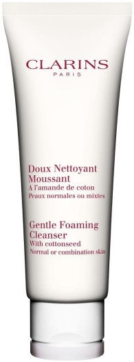Clarins Cleansing Gentle Foaming Cleanser 125ml
