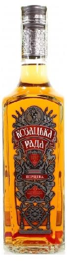 Kozatska Rada Pepper 40% 0.7L