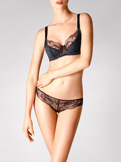 Wolford Stretch Lace Tanga