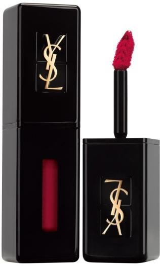 Yves Saint Laurent Vernis a Levres Vinyl Cream Lipstick N409 Burgundy Vibes 6ml
